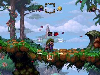 Screenshot Thumbnail / Media File 3 for Adventures of Lomax [U]